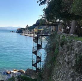 Σκάλα προς τη Θάλασσα