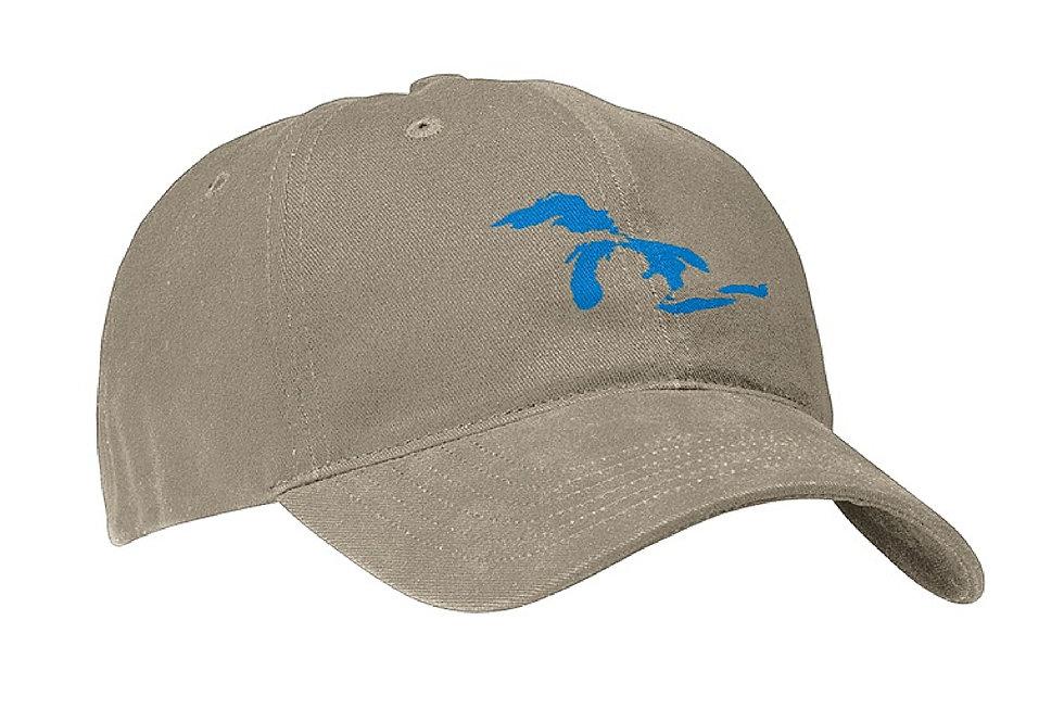 Great Lakes Low Profile Baseball Cap