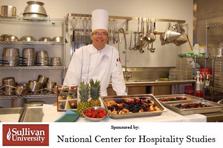 Chef John Foster