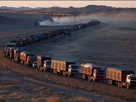 Coal exports have fallen. Does it matter?