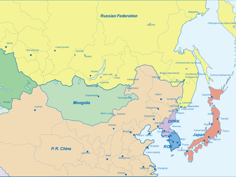 The role Mongolia can play in the region