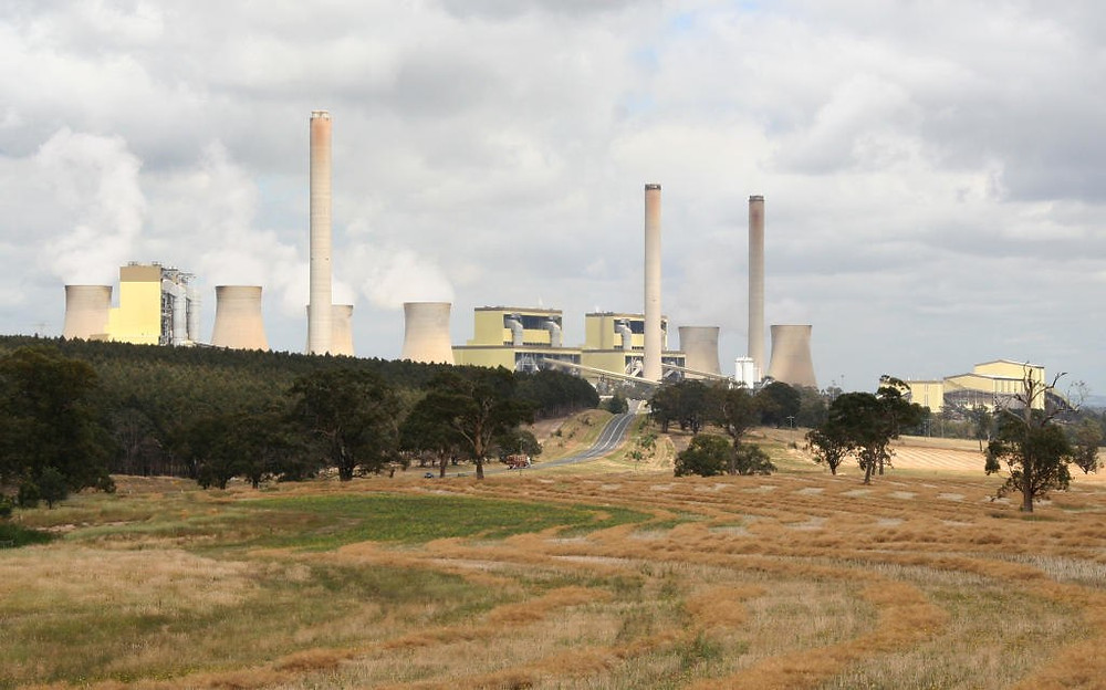 The Loy Yang complex is Australia's largest coal-fired power station.