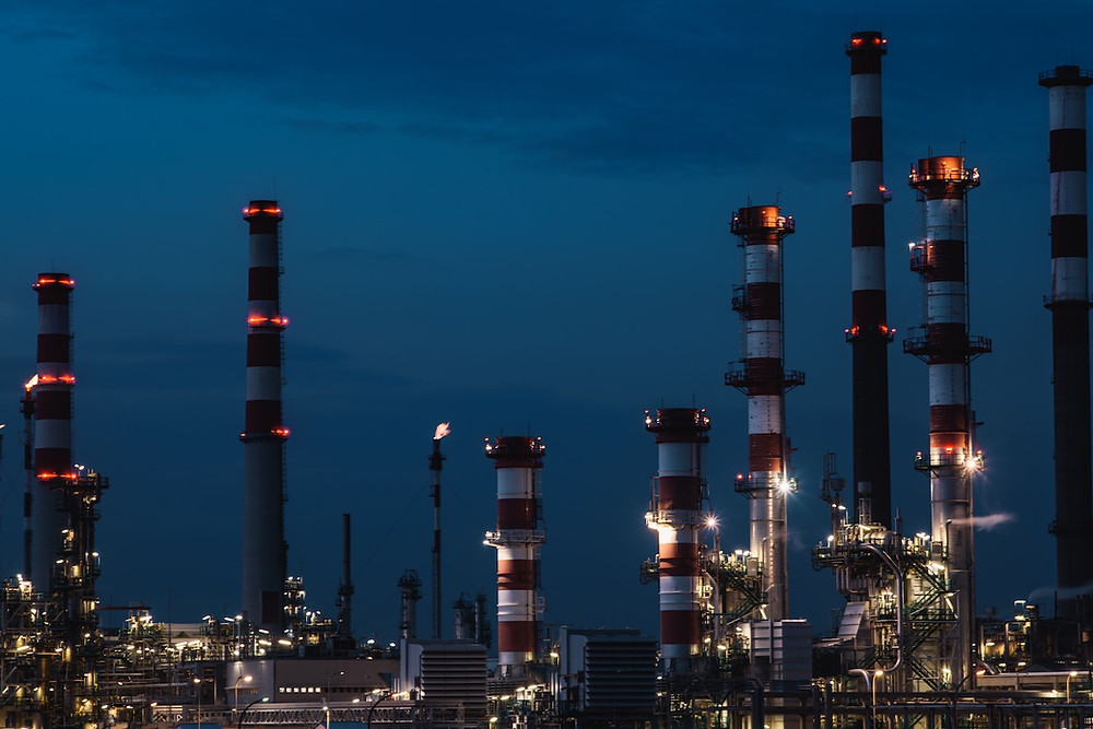 The refinery will be small by international standards but should meet domestic requirements. (Unsplash)