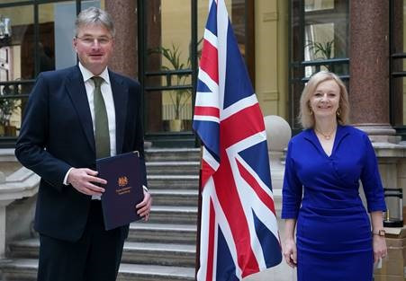 Britain appoints new trade ambassador to Mongolia