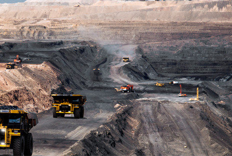 Mongolia's coal output soared in September