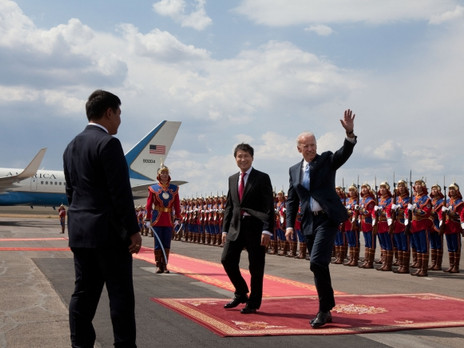 Why Mongolia matters to Joe Biden
