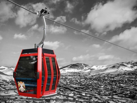 Are cable cars the future of transport in UB?