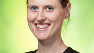 Mariek Vanden Abeele new Vice-Chair elect