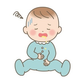 お子様が胃腸炎になってしまったときの対応