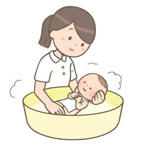 沐浴のやり方 part1