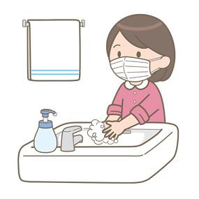 自分でできる、感染予防対策について!