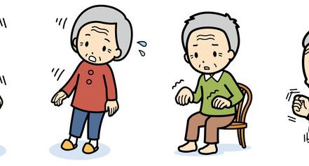 パーキンソン病(概要)とリハビリ