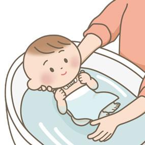 沐浴のやり方 part2