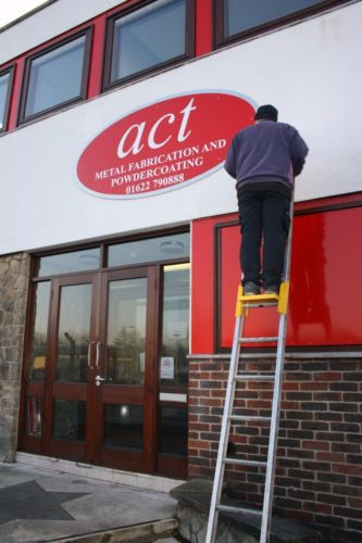 Ladder step from ACT Universal