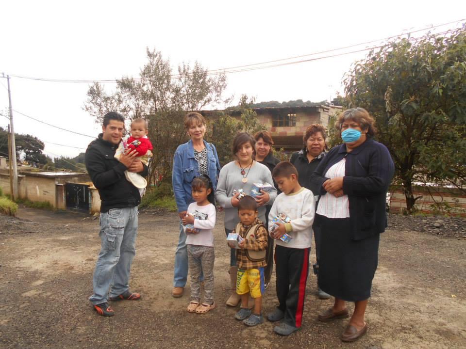 Alimento para familias