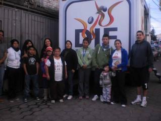 Jornadas de salud en el pueblo de Tetelpan