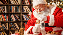 8 Delicious Cookies & Bars for Santa
