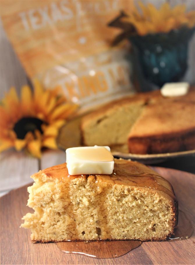Country Sweet Honey Cornbread