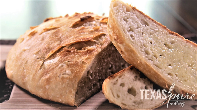 A Baker's Guide to No-Knead 4 Ingredient Artisan Bread