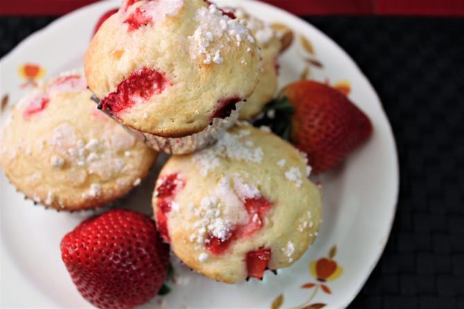 Magic Sweet Muffins
