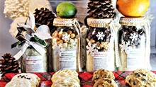 Four Delicious Homemade Cookie Mixes