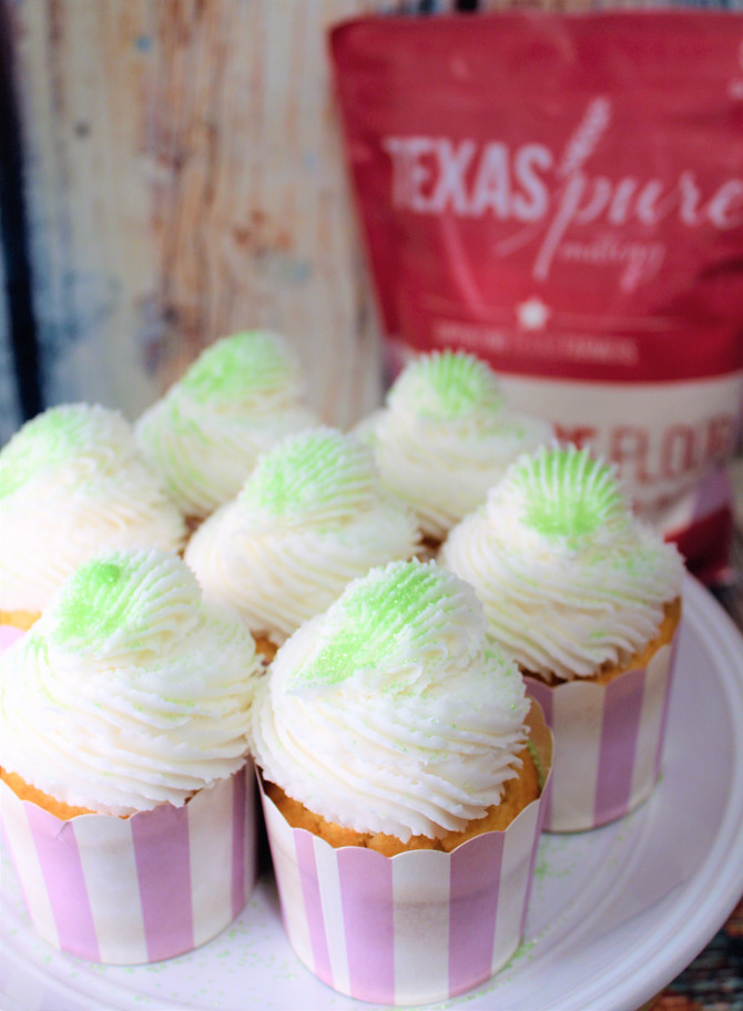 Best Ever From Scratch Yellow Cupcakes