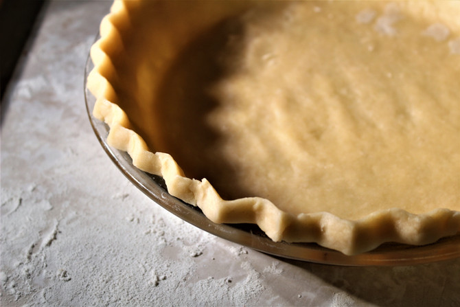 Texas Pure Perfect Pie Crust Tutorial