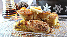 Christmas Eve Spiced Caramel French Toast Casserole