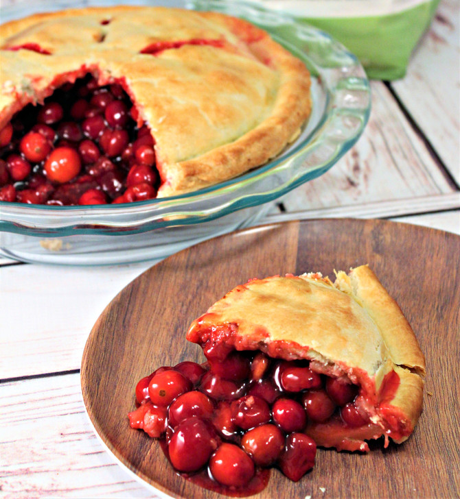 Country Cherry Pie