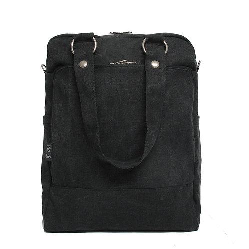 Black backpack | Daily black