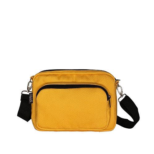 בסטי- תיק צד | צהוב