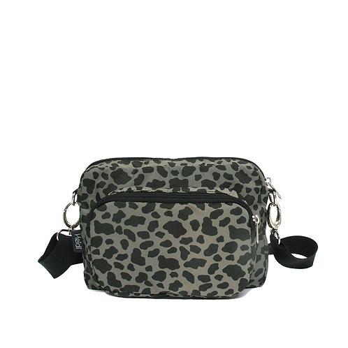 Bestie | Olive- Grey Leopard