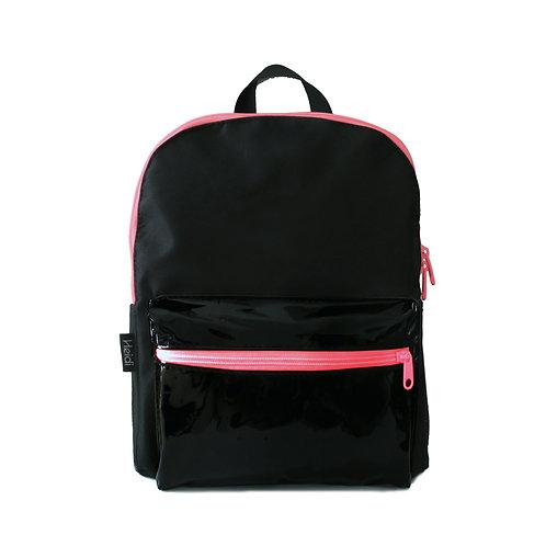 Kids backpack | Mini Max Neon Pink