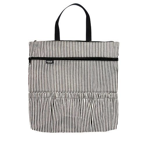 Stroller bag   Basic Stripes BW
