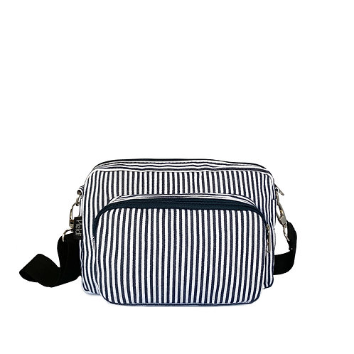 Bestie | Navy Stripes