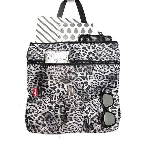 Stroller bag | Grey Leopard