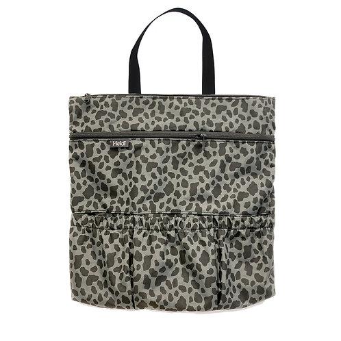 Stroller bag | Basic Leopard Olive