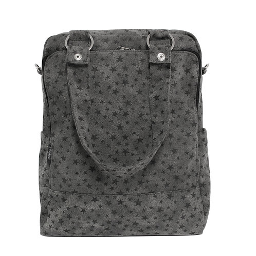 Grey backpack | Daily Grey stars