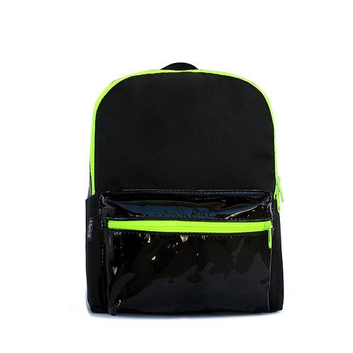 Kids backpack | Mini Max Neon Yellow