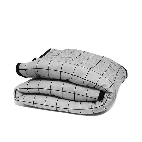 Heidi | baby blanket | Stroller baby blanket | Crib baby blanket