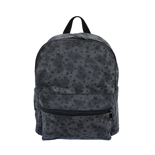 Kids backpack | Mini Max Black Stars