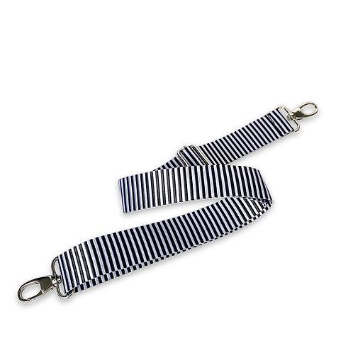 Strap | Silver Stripes