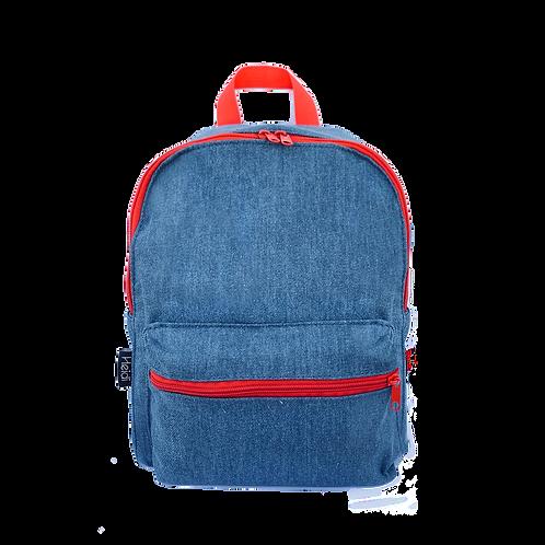 Kids backpack | Mini Max Denim