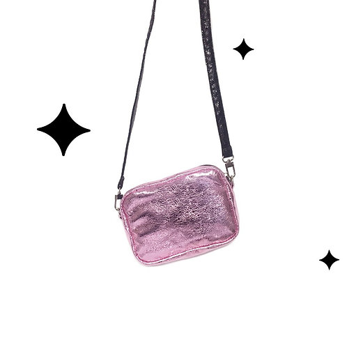 Heidi | Crossbody bag | Pink | Shoulder bag | Women bag