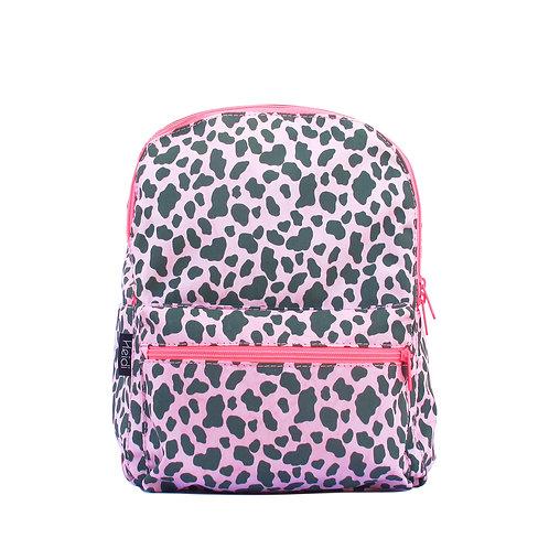 Kids backpack | Mini Max Leopard Pink