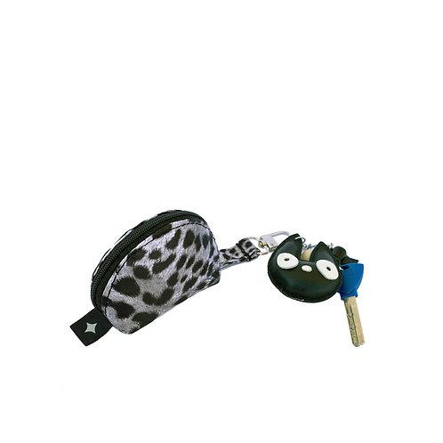 Pacifier pocket | Leopard