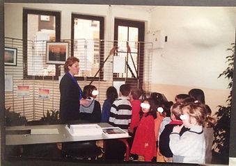 Création d'une pédagogie d'apprentissage du français et des mathématiques par le dessin et l'aquarelle - expo des travaux des petits élèves en fin d'anne et explications aux autres classes - primaires - Liège