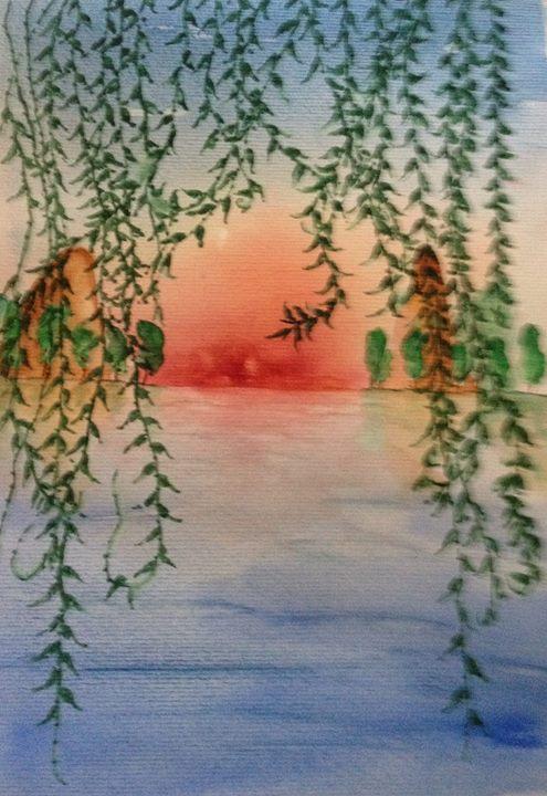 Lac de chine
