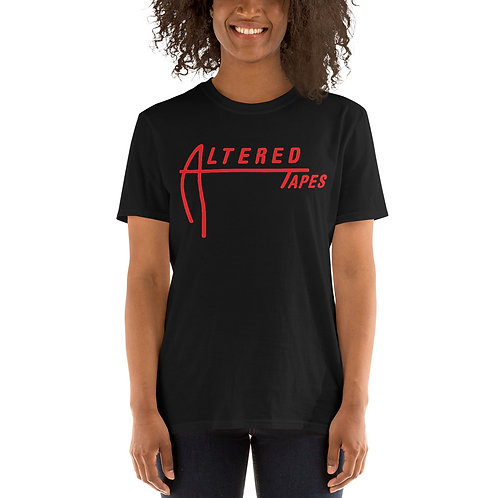 "Altered Tapes ""Atlantered"" Unisex Tee"