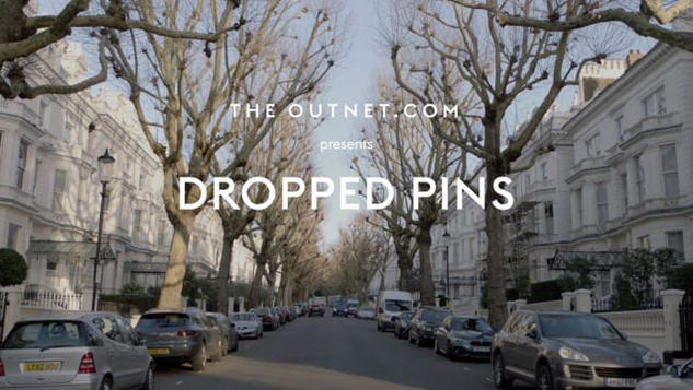 Dropped Pins London
